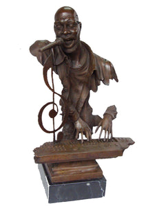 TPY-490 bronze sculpture