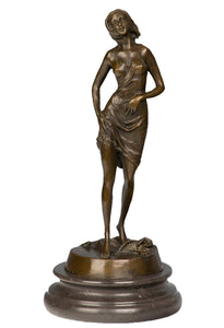 TPY-491 bronze sculpture