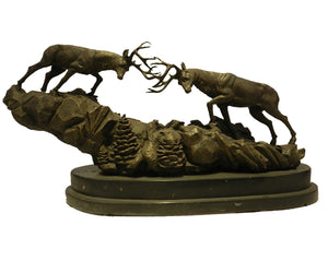 TPY-494 bronze sculpture
