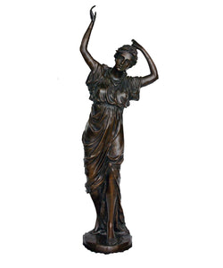 TPY-537A bronze sculpture
