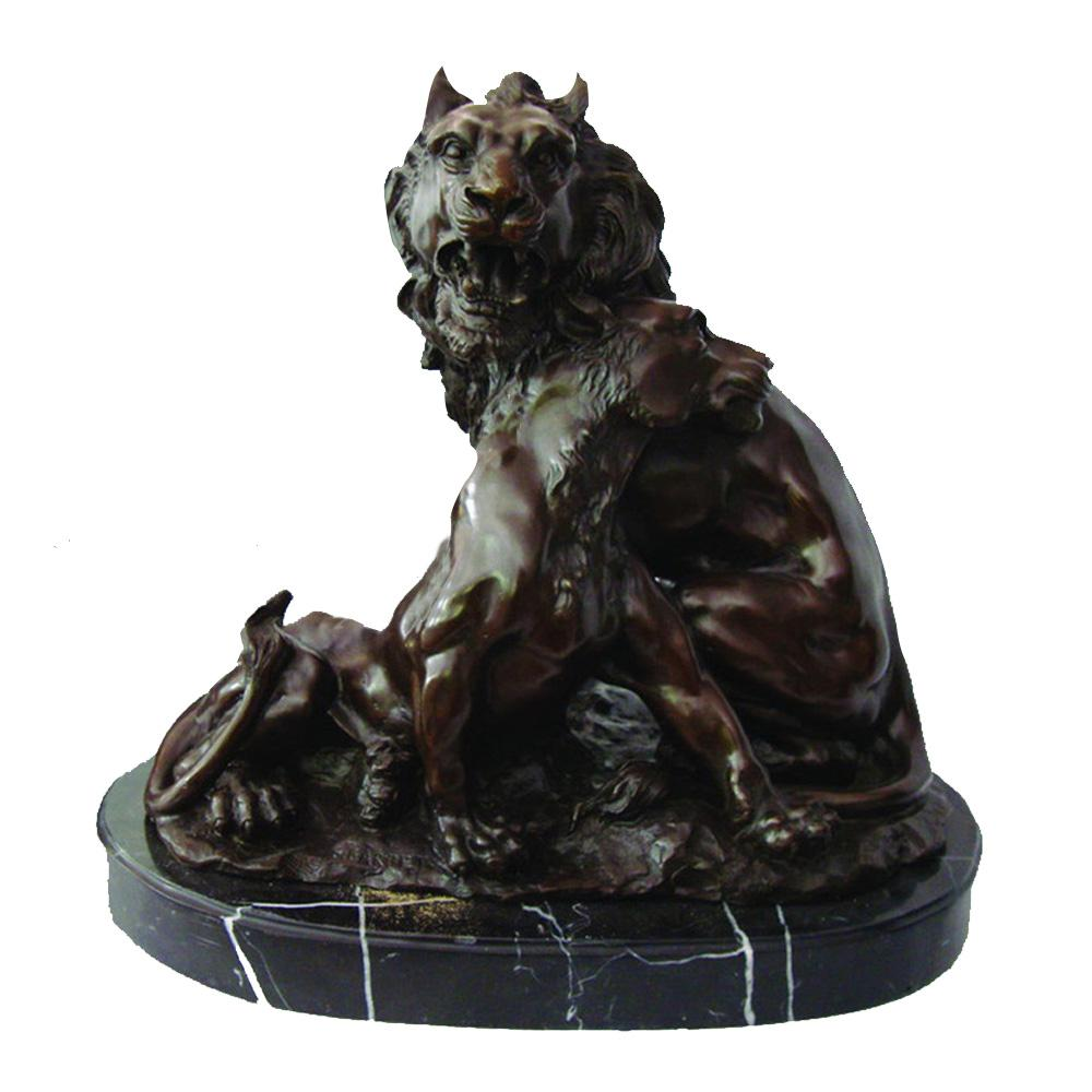 TPY-560 bronze sculpture