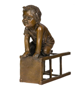 TPY-570 bronze sculpture