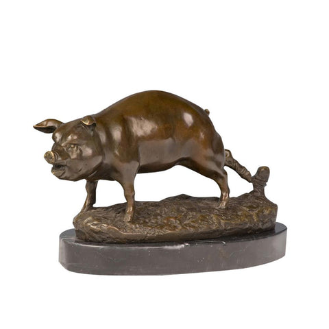 TPY-601 art bronze sculpture