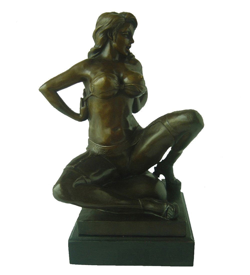 TPY-615 bronze sculpture