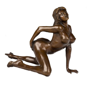 TPY-619 bronze sculpture