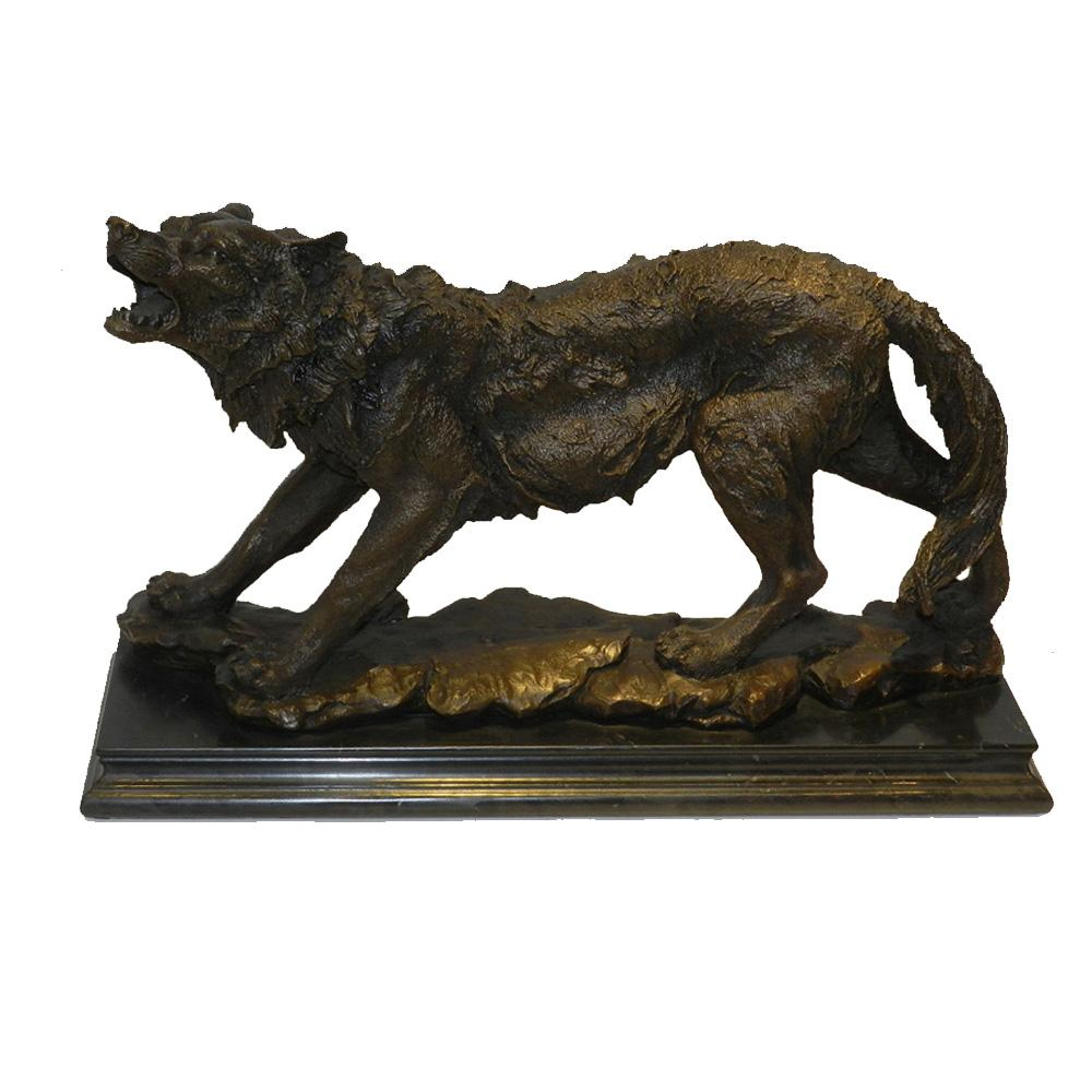 TPY-658 bronze sculpture