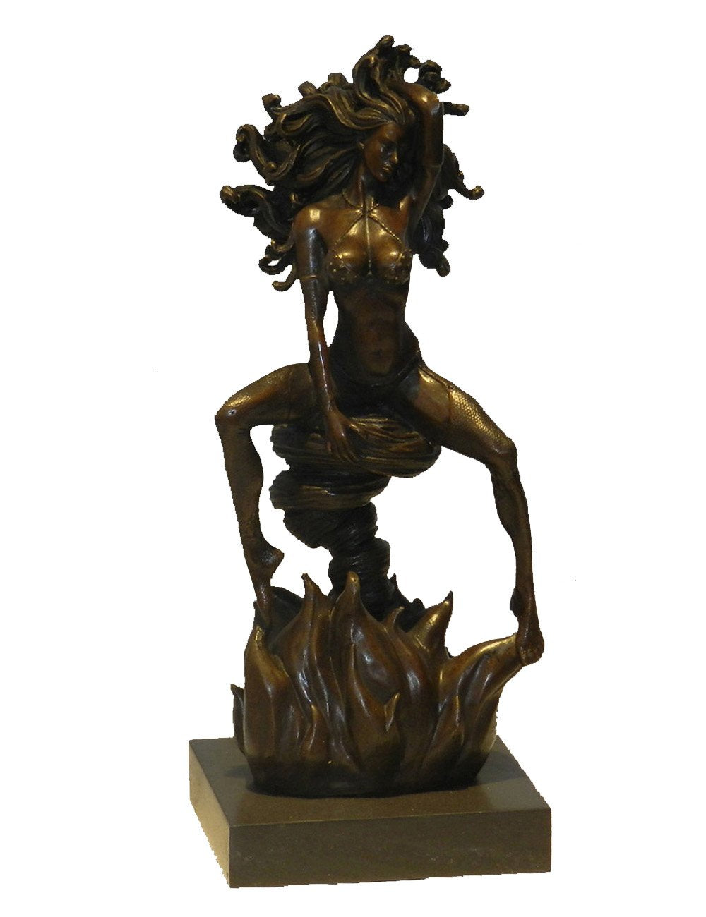 TPY-663 bronze sculpture