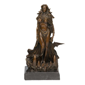 TPY-714 bronze sculpture