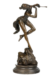 TPY-719 bronze sculpture
