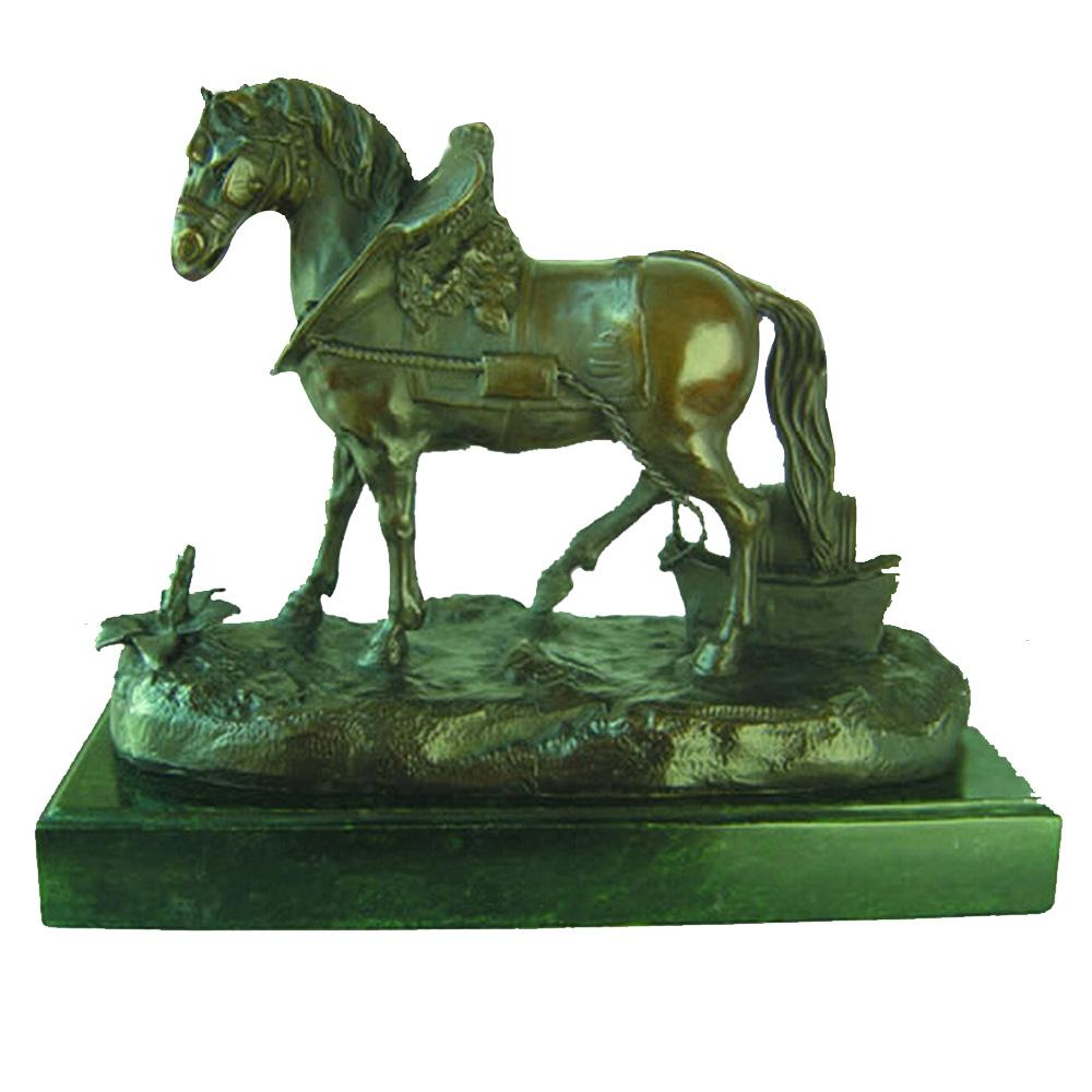 TPY-728 bronze sculpture