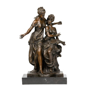 TPY-743 art bronze sculpture
