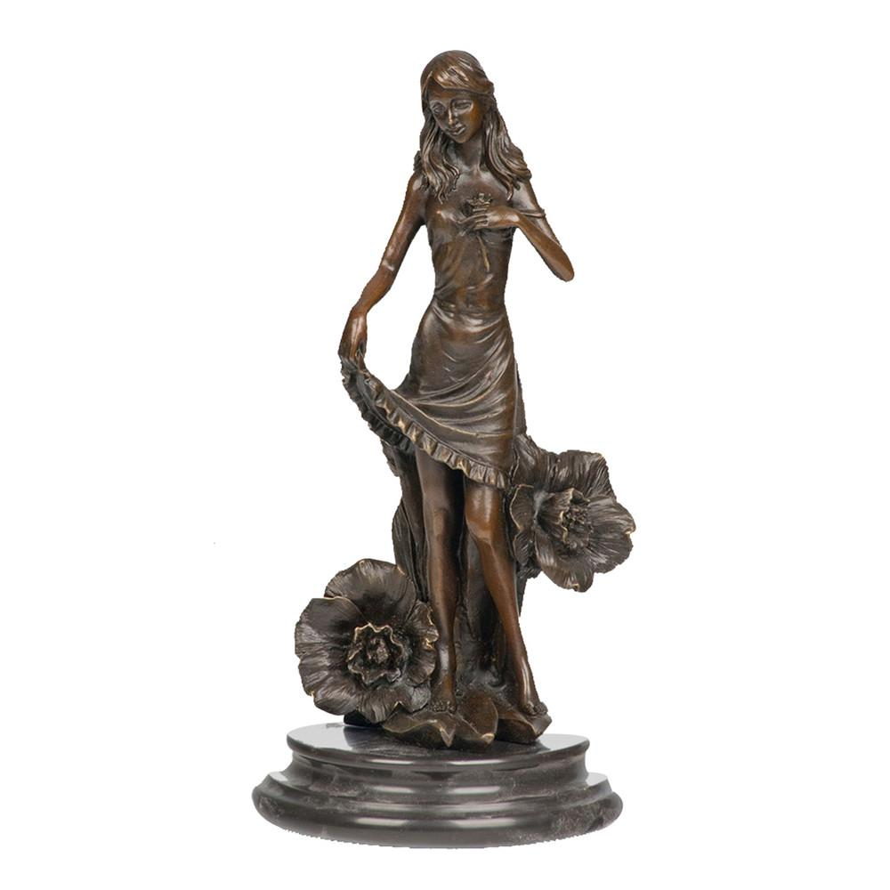 TPY-772 bronze statue for sale