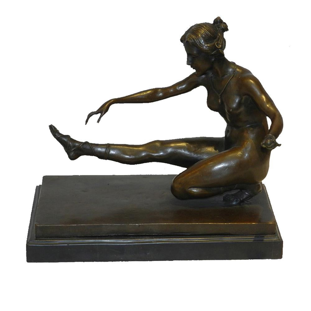 TPY-801 bronze sculpture