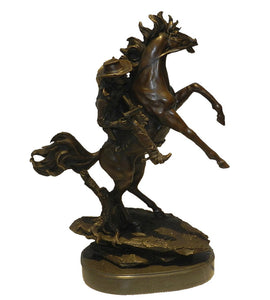 TPY-874 bronze sculpture