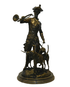 TPY-909 bronze sculpture