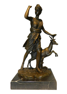 TPY-946 bronze sculpture