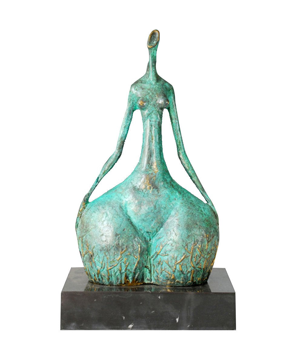 TPY-982 bronze sculpture