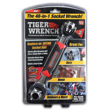 Load image into Gallery viewer, 48 in 1 Tiger Wrench (360° Rotational)