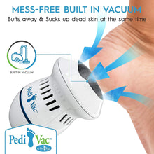 Load image into Gallery viewer, Electric Foot File PediVac - Callus Remover