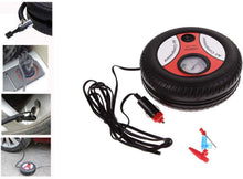 Load image into Gallery viewer, Automatic Car Air Compressor - 12V