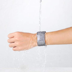 Flexi LED-Waterproof Watch