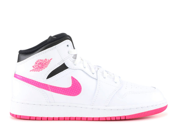 Air Jordan 1 Retro Mid GS 'Hyper Pink'