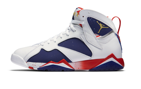 Air Jordan 7 Retro 'Tinker Alternate Olympic'