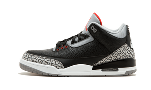 "Air Jordan 3 (III) Retro ""Black Cement"""