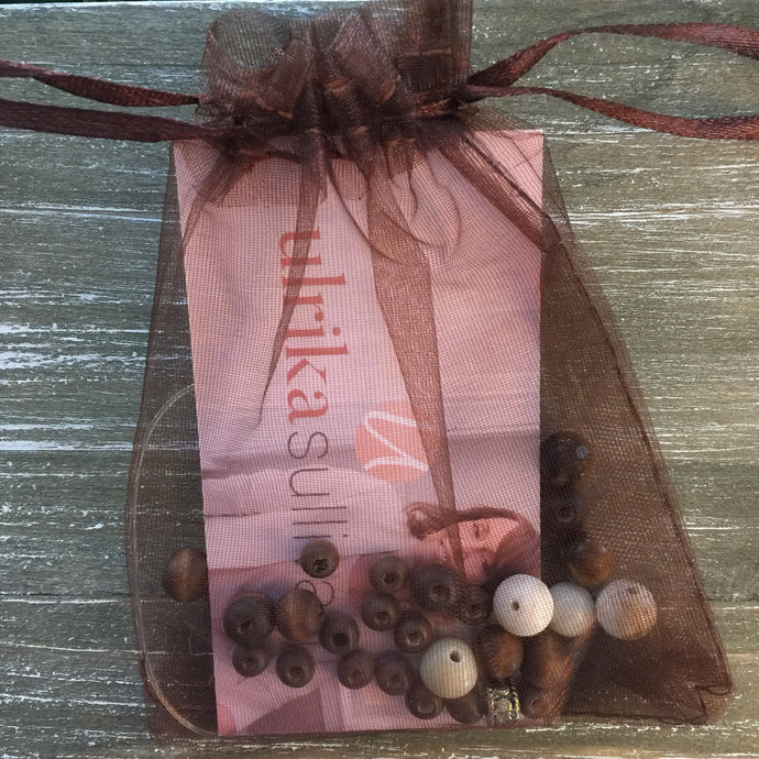 Online Workshop kit - Create Intentions and Bracelets