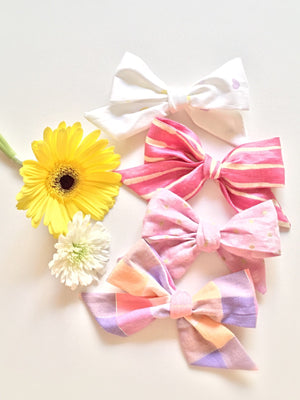 Berry Yogurt | Hand-tied Bows