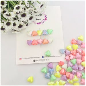 Candy Heart | Hairclips