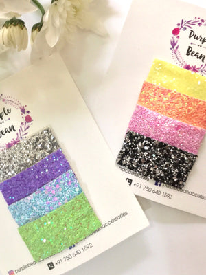 Rainbow Snap Clip | Set of 8