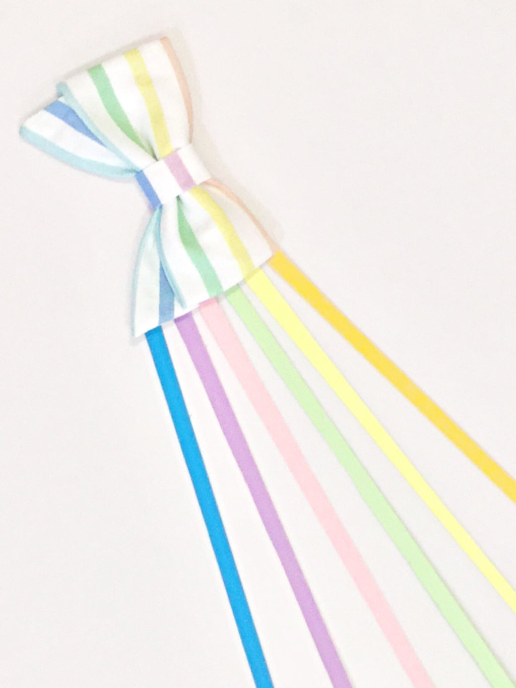 Spring Rainbow | Hair Bow