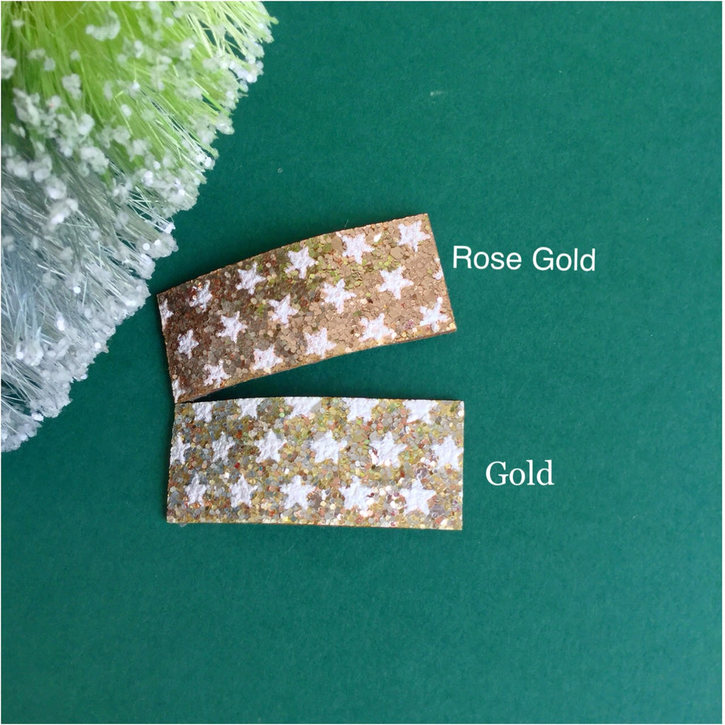 Snap Clip set | Gold Star
