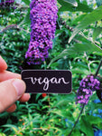 """Vegan"" - Sticker"