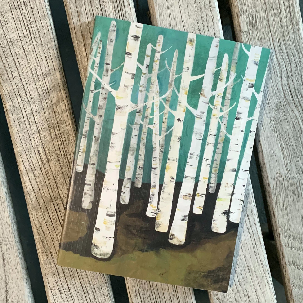 Birch Forest Journal