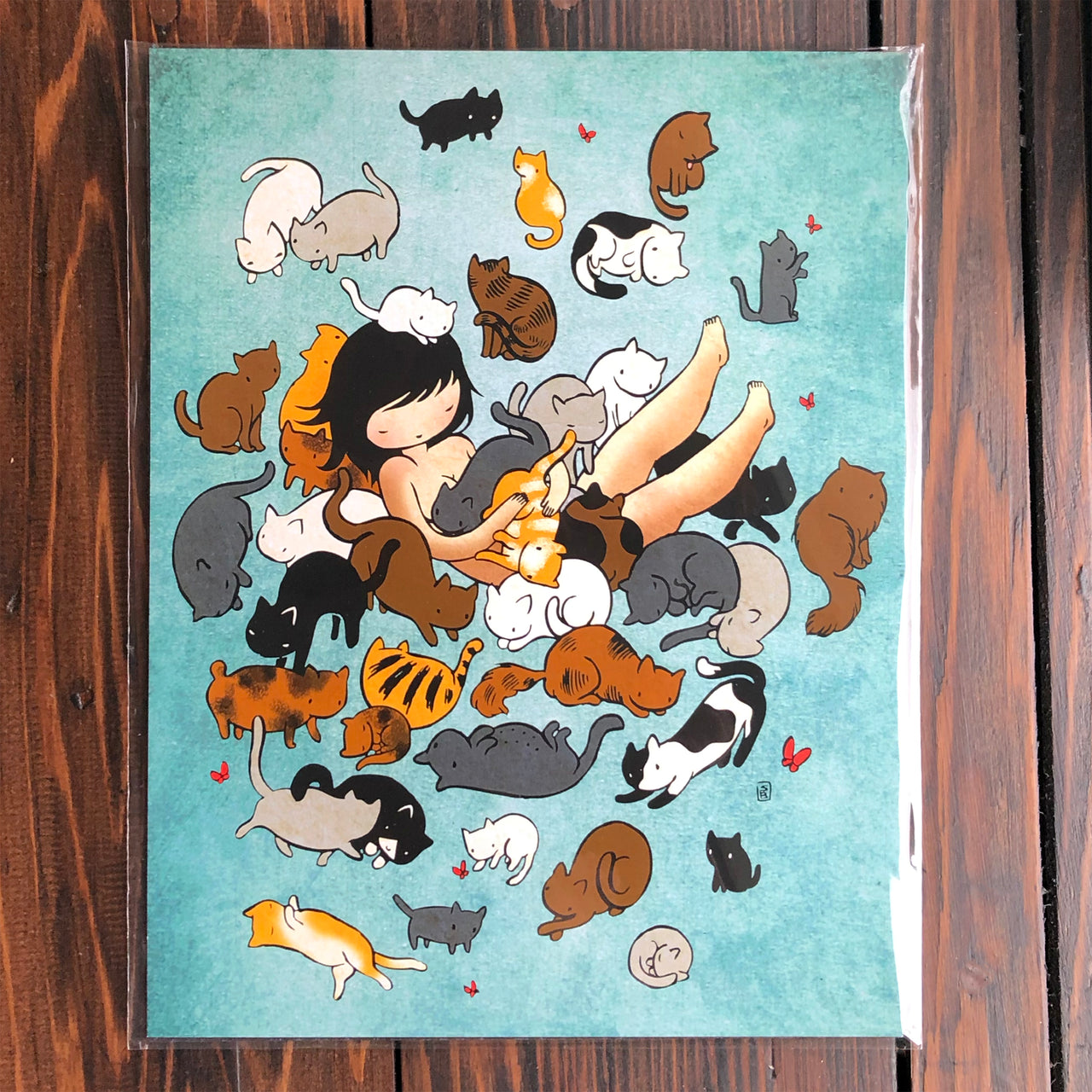 Stasia Burrington Art Prints