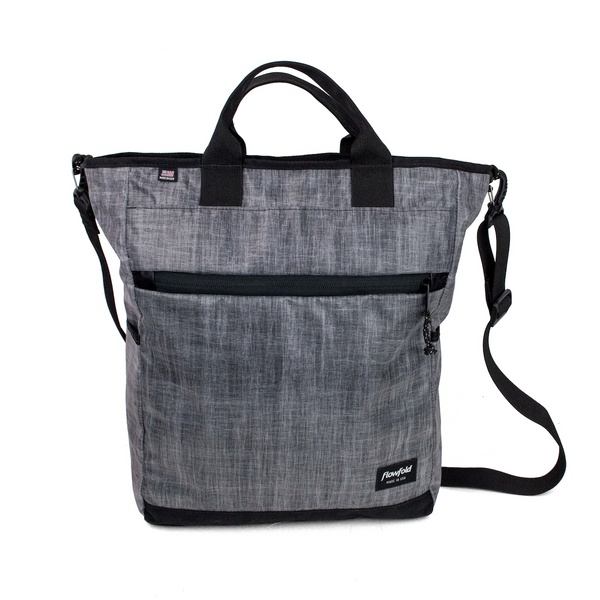 Flowfold Odyssey Crossbody Tote Bag - FINAL SALE