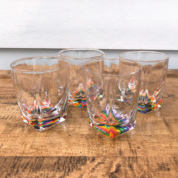 Rainbow Rocks Glasses