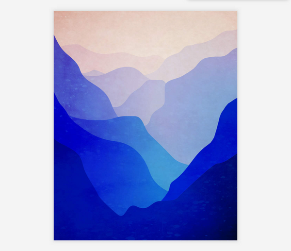 Geometric Nature Art Prints