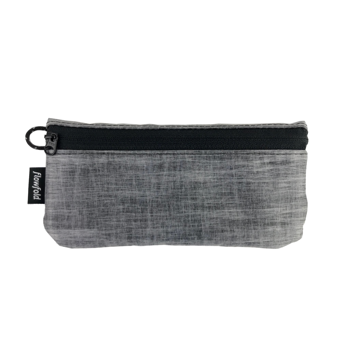 Creater Zipper Pouch Wallet - Heather Grey