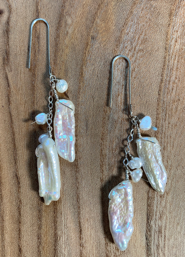 Tidal Earrings