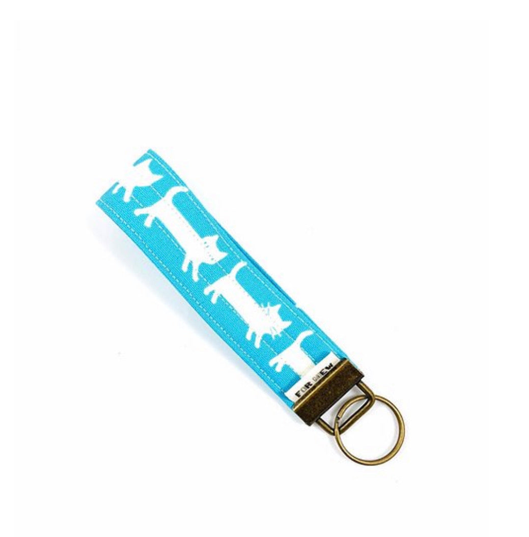 Key Fob . Assorted Colors