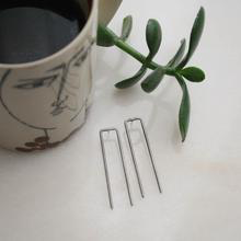 Stance Earrings