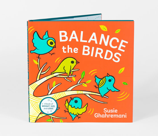 Balance the Birds - Children's Book