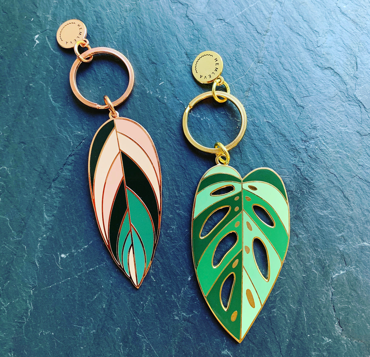 Plant Keychains