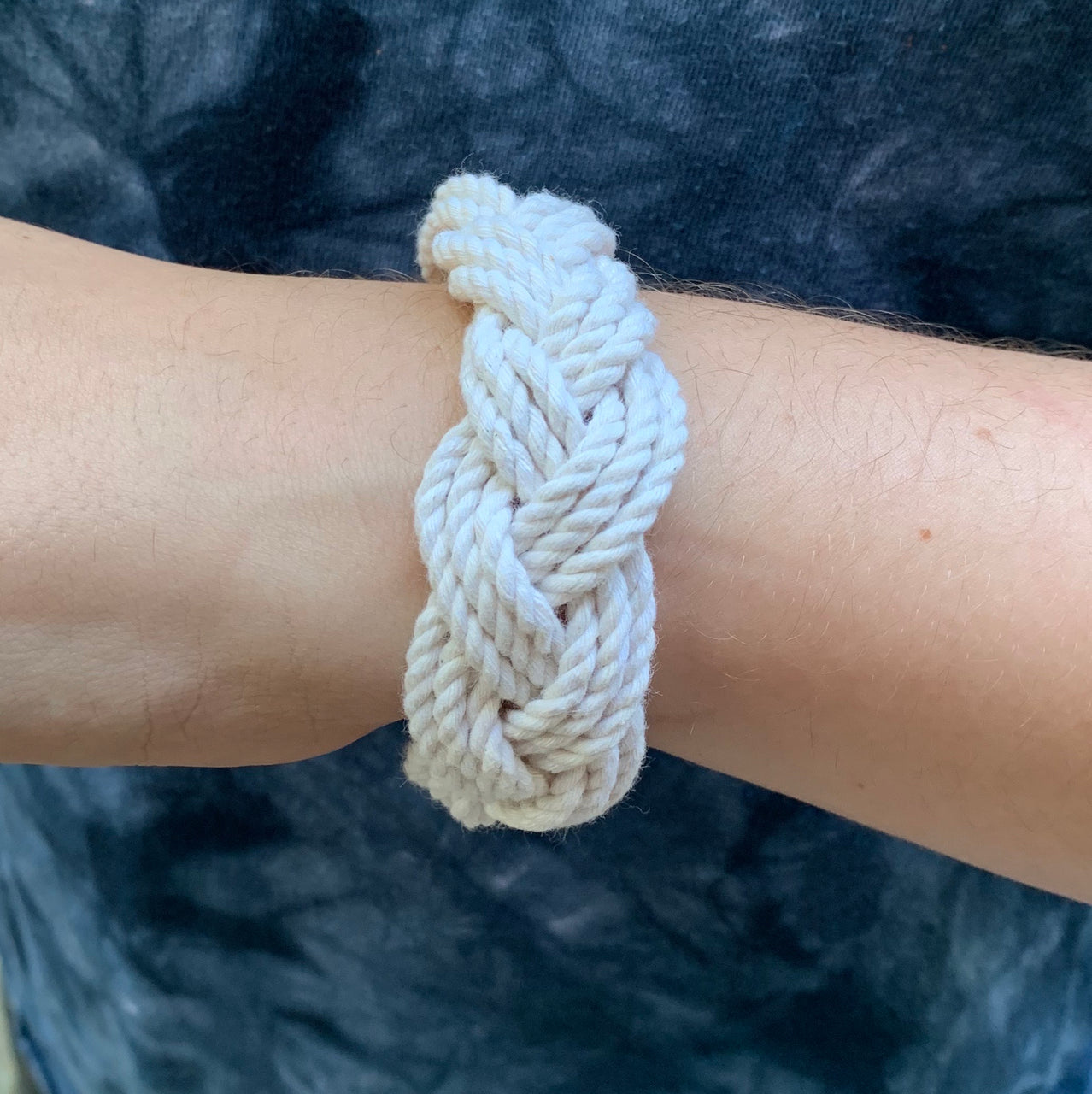 Knotted Nautical Bracelet