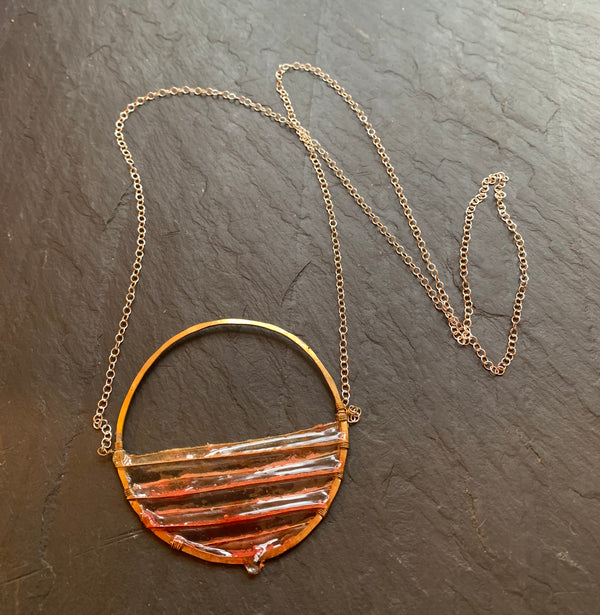 Sunrise Necklace