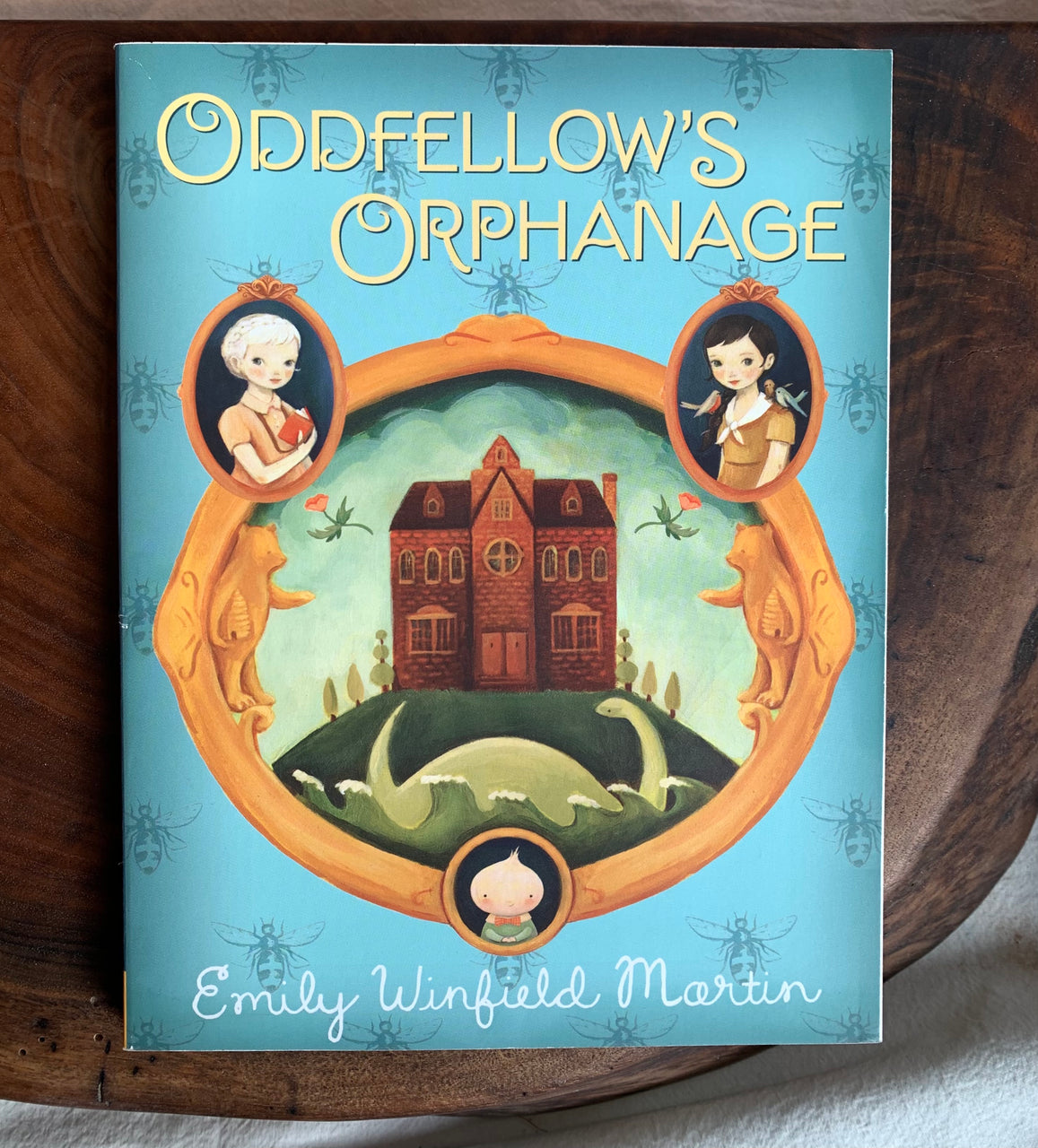 Oddfellow's Orphanage - Children's Book