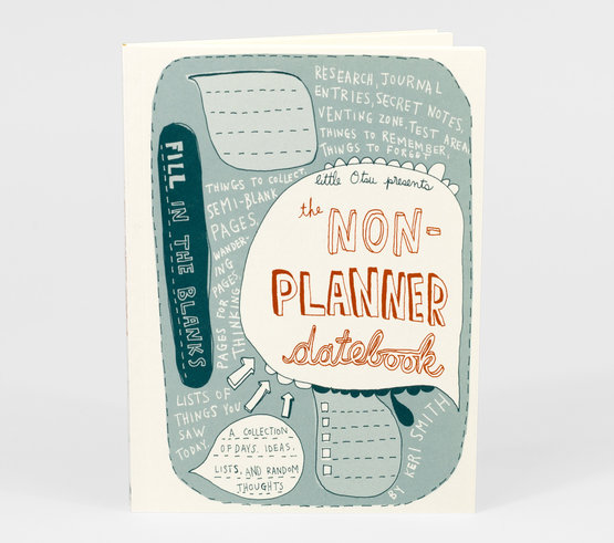 The Non-Planner Datebook